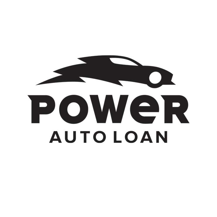 power-auto-loans-logo-lighting-bolt-car